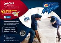 Moving Company Hiring: Helpers, Packers & Drivers (Santa Clarita)